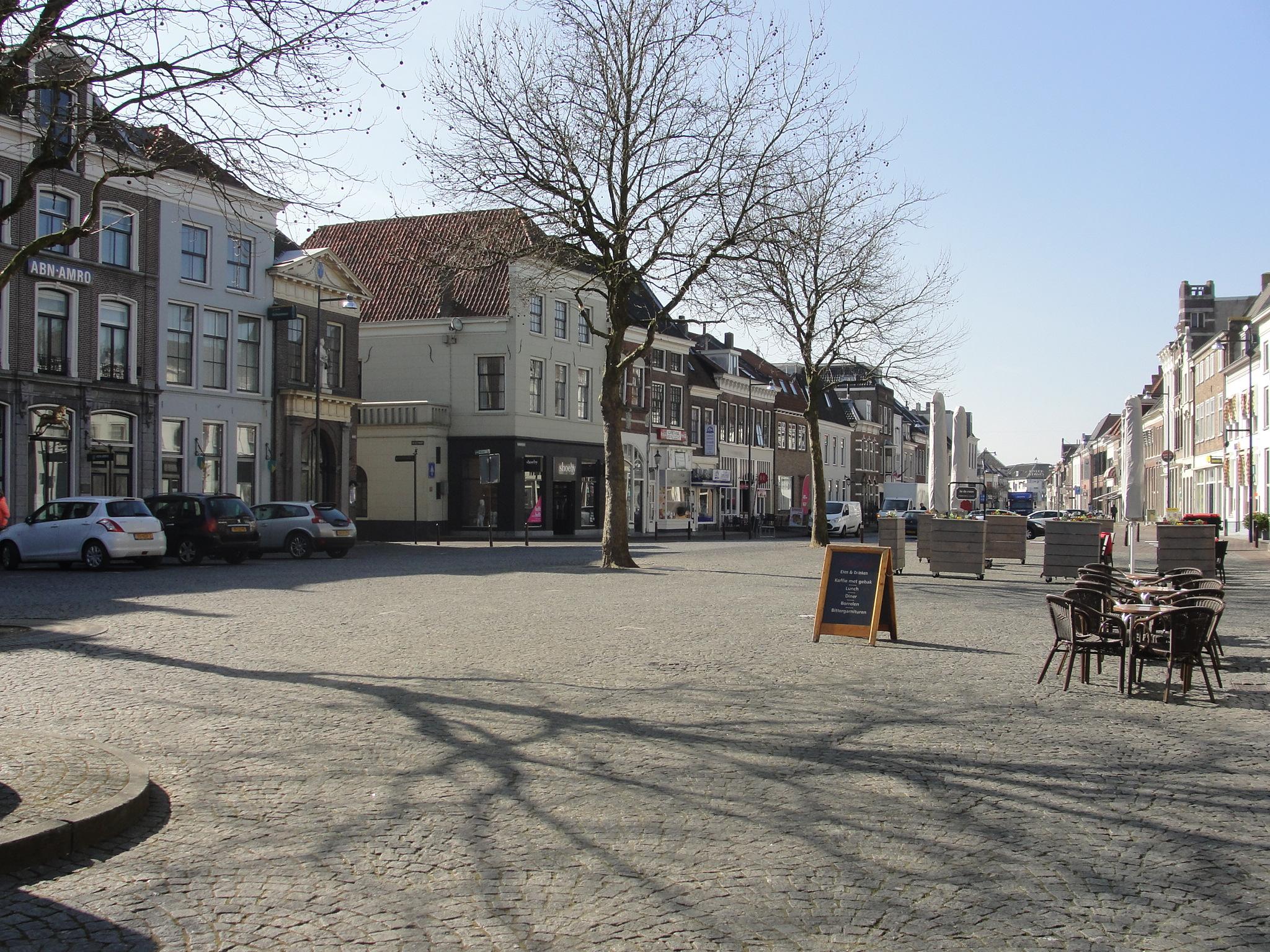 Pilot afsluiten Markt: autovrij maken binnenstad – gemeente Zaltbommel