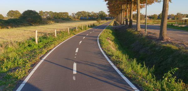 Wateropgave en watervergunning fietspad Heizenschedijk te Moergestel – gemeente Oisterwijk